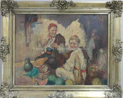 Marcel Krasický - Prodavači