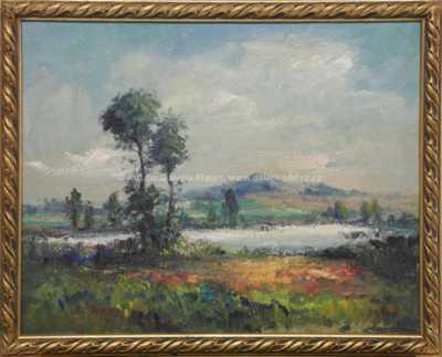 Autor neurčen - U řeky