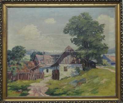 B. Horník - Chaloupky