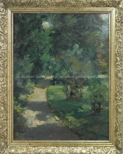 Richard Blume - V parku