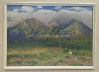 Nándor Katona - Tatry