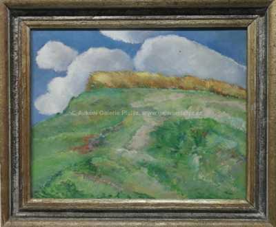 Jan Hudec - Bílá oblaka