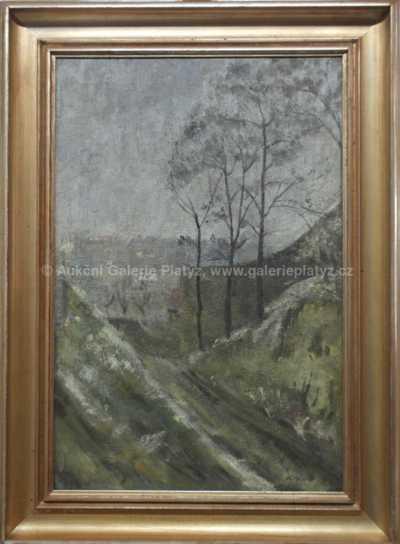 Karel Holan - Cesta ze Střešovic