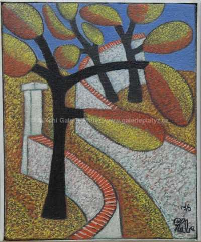 Karel Chaba  - Pod stromem