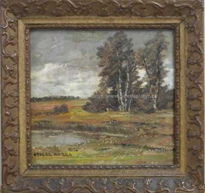 Otakar Hůrka - Před bouřkou
