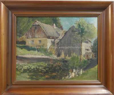Petr Jaroš - Starý mlýn