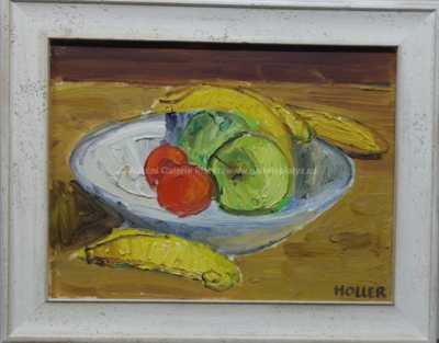Josef Holler - Ovocné zátiší