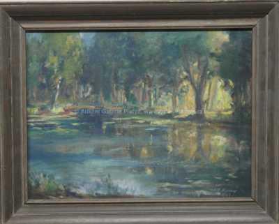 S. Horný - Kaprový rybník u Třeboně