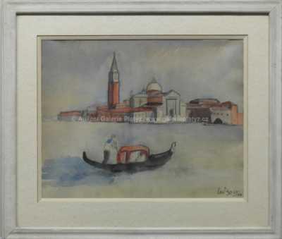 Lev Šimák - Benátky