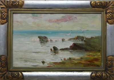 Emanuel Hosperger - Na pobřeží