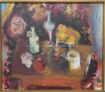 Vladimír Otmar - Věci na stole
