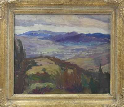 Maryša Neubertová - Horské údolí