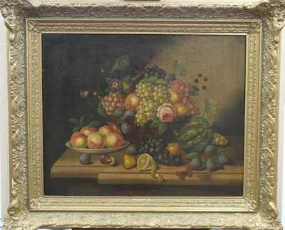 Nesignováno - Zátiší s ovocem