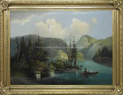 Ferdinand Lepie - Plešné jezero