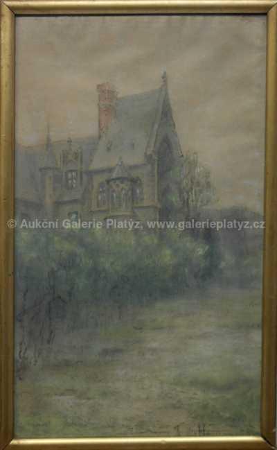 Amalie Haussmann - Tajemný dům