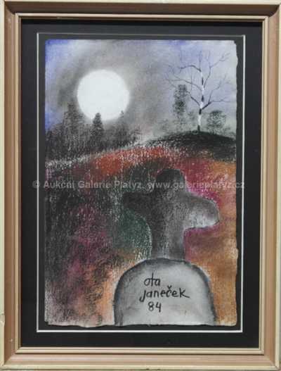 Ota Janeček - Smírčí kříž