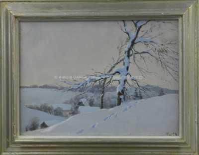 Oldřich Hlavsa - Hluboký sníh