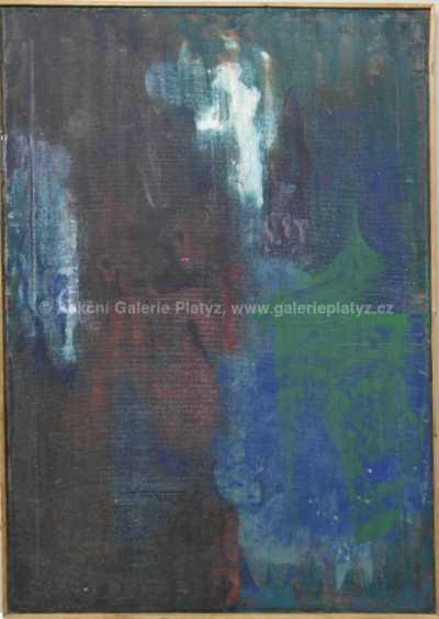 Jánuš Kubíček - Abstraktní motiv