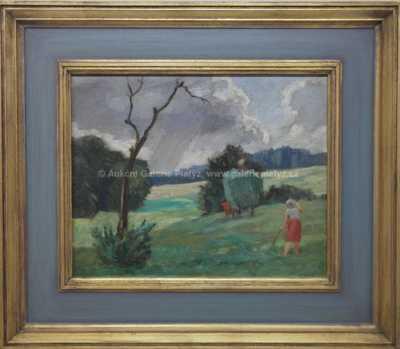 Rudolf Vejrych - Před bouří