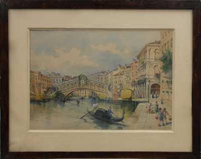 K. Sitte - V Benátkách