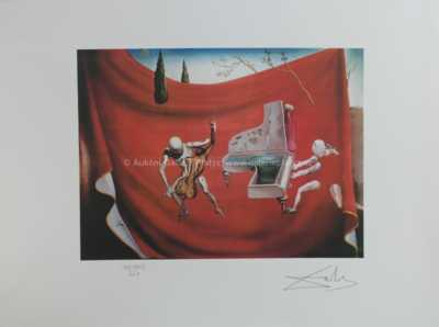 Salvador Dalí - Koncert
