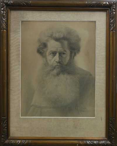 Antonín Chittussi - Portrét muže