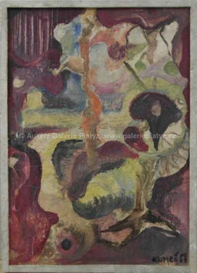 Milan Klimeš - Abstraktní kompozice