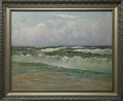 S. G.  Maran - Nad vlnami