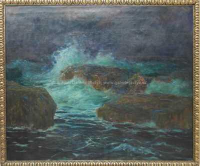 Karel Langer - Noční příboj