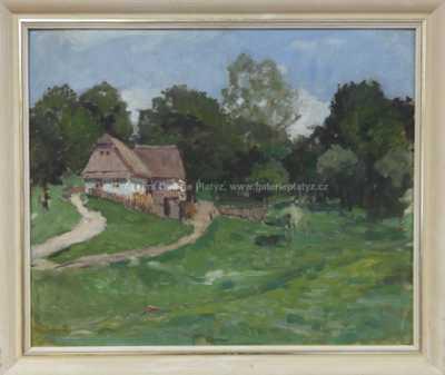 Gustav Macoun - Letní den