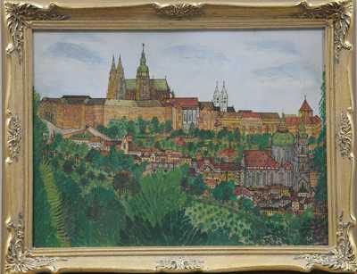 Jiří Šlitr - Pražské panorama
