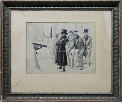 Viktor Oliva - V galerii