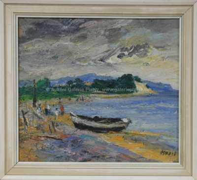 Leopold Musil - Pláž