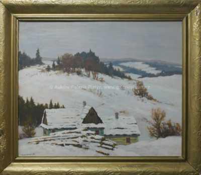 Rudolf Linhart - Z Českomoravské vysočiny