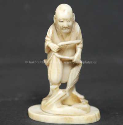 Autor neurčen - Figurka muže