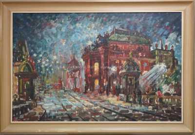 Karel Šustek - Národní divadlo