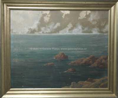 S. G.  Maran - Rackové u pobřeží