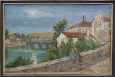 Luboš Synecký - Za mostem v Písku