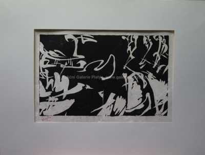 František Kupka - Bílé rytmy na černé