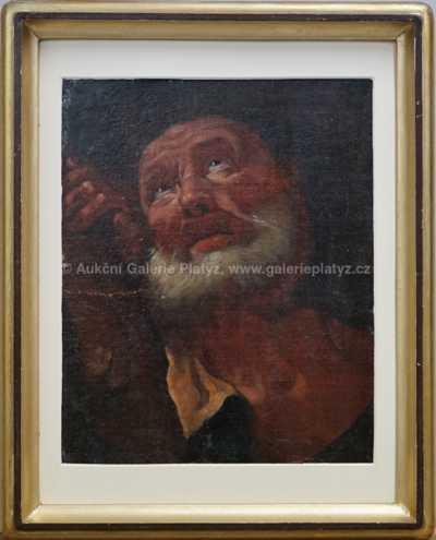 Nesignováno - Portrét muže