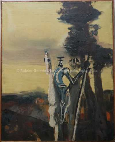 Karel Souček (Bor) - Don Quiot
