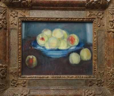 Miloslav  Holý - Zátiší s ovocem