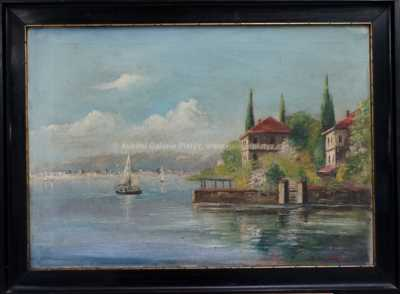 Julius Bartek - Středomořský motiv