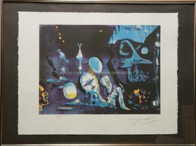 Salvador Dalí - Zátiší
