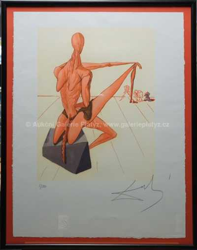 Salvador Dalí - Divina Commedia