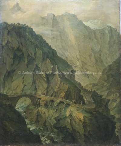 Nesignováno - Cesta v horách