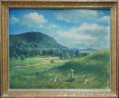 Bohumil Ullrych - Na pastvě