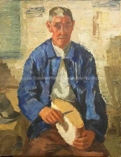 Jan  Kojan - Muž s chlebem