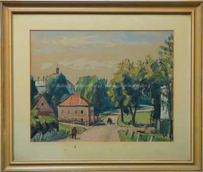 Alois Moravec - Březnice