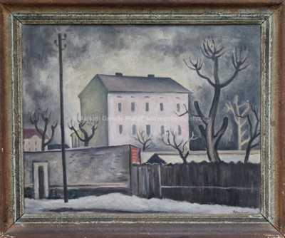 Bedřich Mudroch - Bílý dům